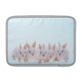 Cinco conejos fundas para macbook air