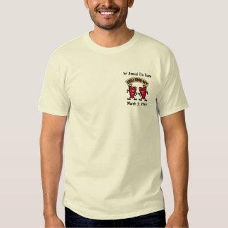 Cinco de Beauvais Chili Team - Tin Town Cookoff T-shirts