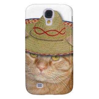 Cinco de Gato Samsung Galaxy S4 Covers