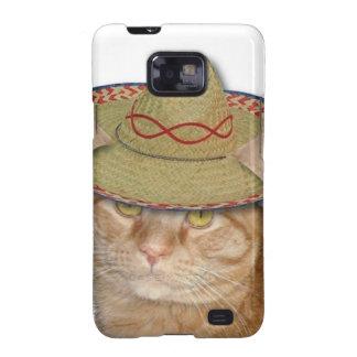 Cinco de Gato Samsung Galaxy SII Carcasa