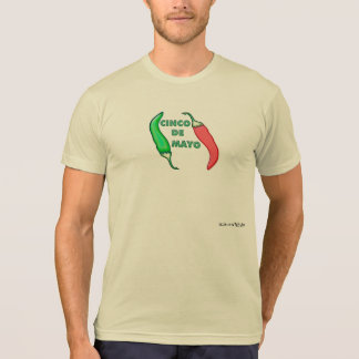 Cinco de Mayo 11 Camiseta