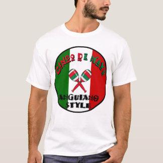 Cinco de Mayo - Anguiano Style T-Shirt