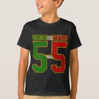 Cinco De Mayo Athletic Dept T-Shirt