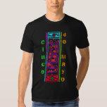Cinco de Mayo Aztec Snake Tee Shirt