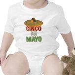 Cinco De Mayo Baby Creeper
