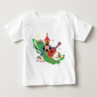 Cinco de Mayo Baby T-Shirt
