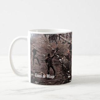 Cinco de Mayo - Battle of Puebla 1862 Classic White Coffee Mug