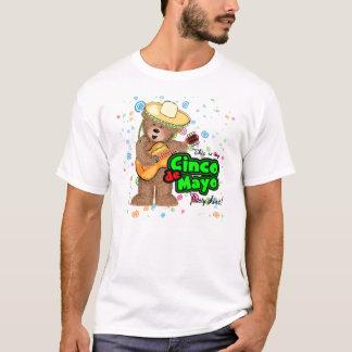 Cinco de Mayo Bear Party Shirt