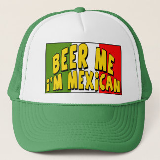 Cinco de Mayo Beer Me T-shirts and Gifts Trucker Hat