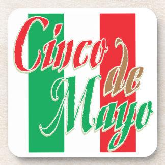 Cinco De Mayo Beverage Coaster