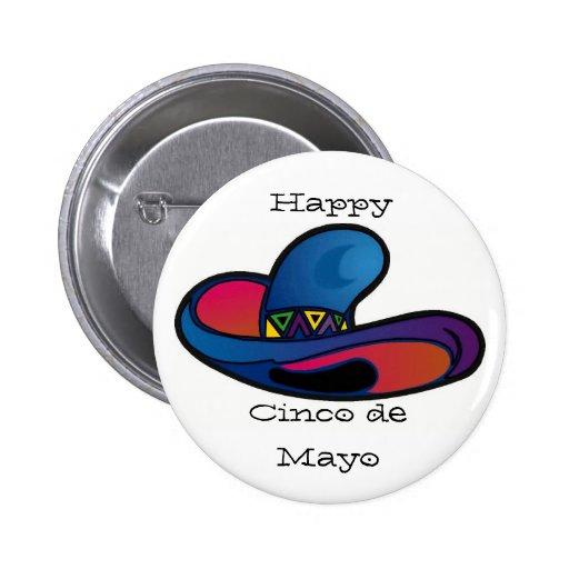 Cinco de Mayo Pins