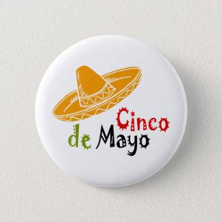 Cinco de Mayo Button