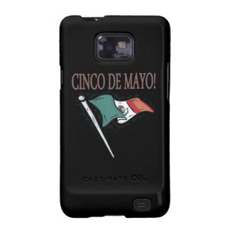 Cinco De Mayo Samsung Galaxy SII Case