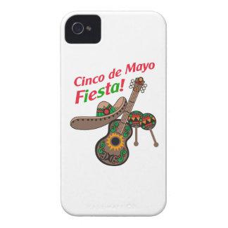 CINCO DE MAYO Case-Mate iPhone 4 CASES