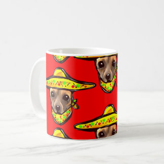 Cinco De Mayo Chihauhaus Coffee Mug