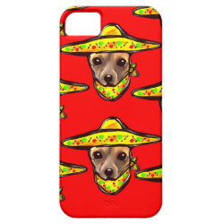 Case-Mate Vibe iPhone 5 Case with Chihuahua Phone Cases design