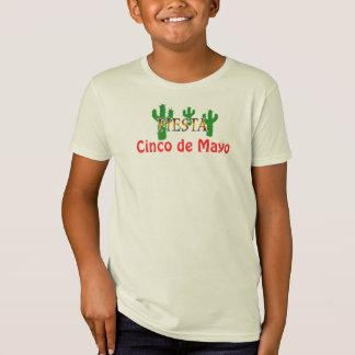 Cinco de Mayo, children's shirt