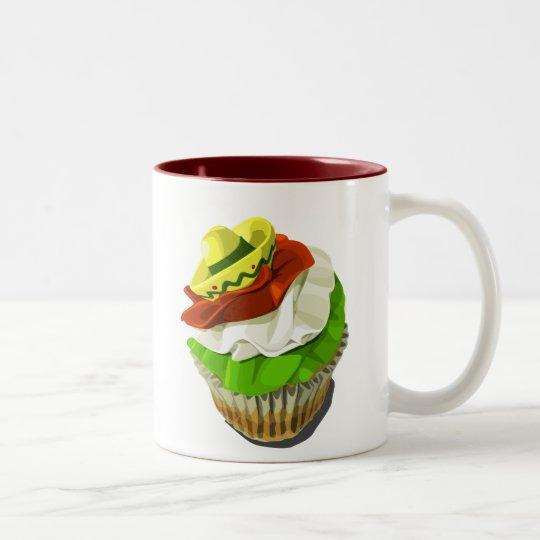 Cinco de Mayo cupcake Mug