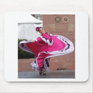 Cinco De Mayo Dancer Mouse Pad