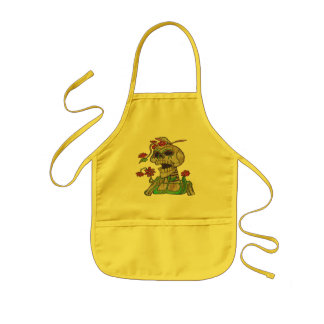 Cinco de Mayo Day Of The Dead T-shirts and Gifts Kids' Apron