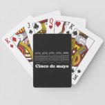 Cinco De mayo Deck Of Cards