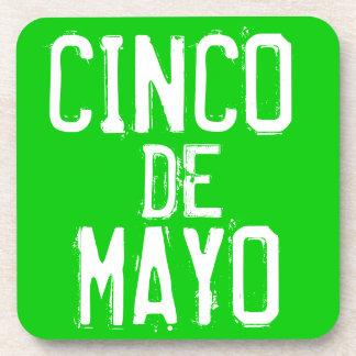 Cinco de Mayo Drink Coaster