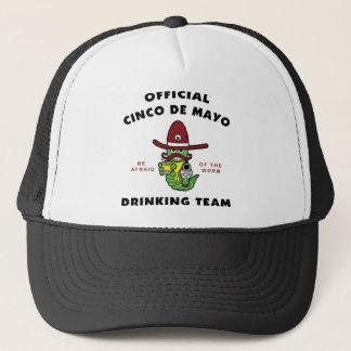 Cinco de Mayo Drinking Team Trucker Hat