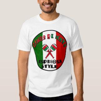 Cinco de Mayo - Espinosa Style Tshirt