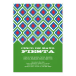 Cinco de Mayo Fiesta Party Invitation
