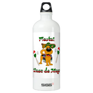 Cinco de Mayo - Fiesta! SIGG Traveler 1.0L Water Bottle