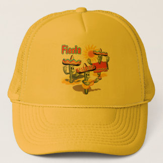 Cinco de Mayo Fiesta T-shirts and Gifts Trucker Hat