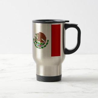 Cinco de Mayo Flag of Mexico Travel Mug