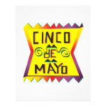 "Cinco De Mayo Folleto 8.5"" X 11"""