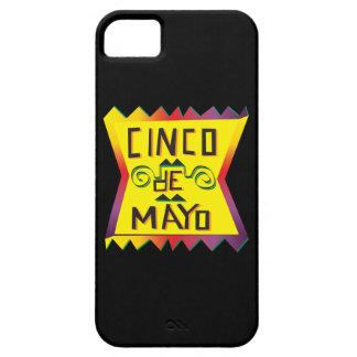 Cinco De Mayo iPhone 5 Case-Mate Funda