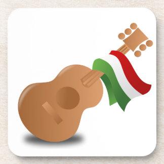 Cinco de Mayo Guitar Coaster