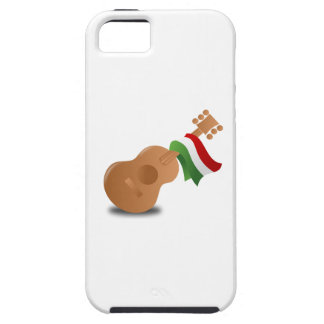 Cinco de Mayo Guitar iPhone SE/5/5s Case