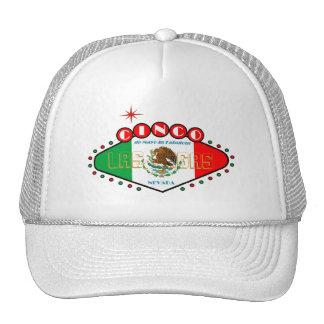 CINCO de Mayo In Fabulous Las Vegas Hat