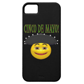 Cinco De Mayo iPhone 5 Funda