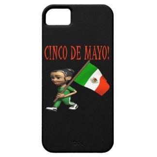 Cinco De Mayo iPhone 5 Fundas