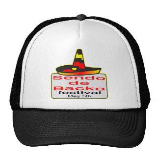 Cinco de Mayo Is Now the Sendo de Backo Festival Trucker Hat