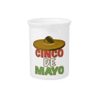 Cinco De Mayo Jarra