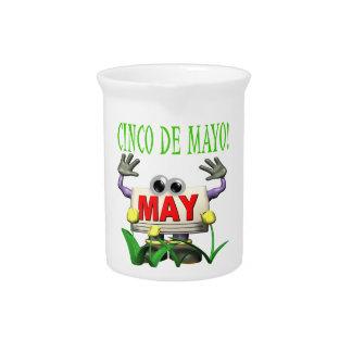 Cinco De Mayo Jarra Para Bebida