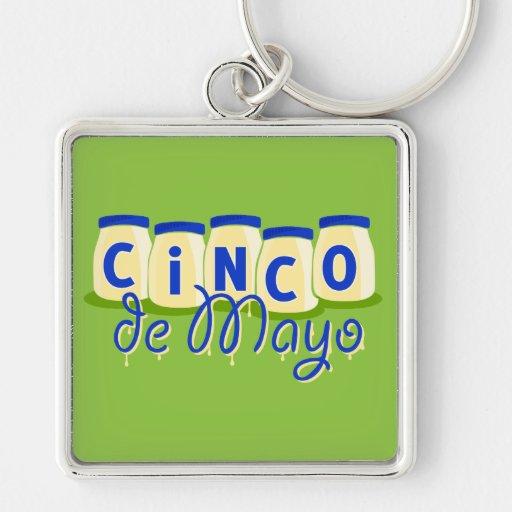 Cinco de Mayo Key Chains