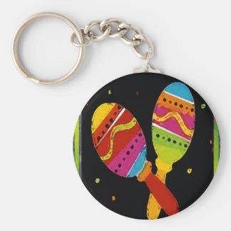 Cinco De Mayo Keychain