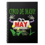 Cinco De Mayo Libros De Apuntes