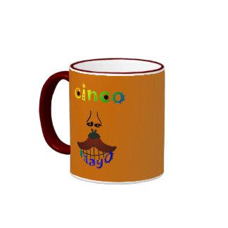 Cinco De Mayo Man Mug