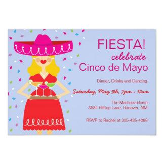 Cinco de Mayo Margarita Invitations