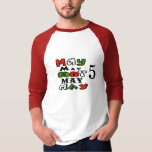 Cinco de Mayo  May 5  Graphic T-shirt