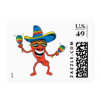 Cinco de Mayo Mexican Postage