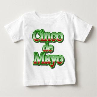 Cinco de Mayo México diseño del 5 de mayo Playeras